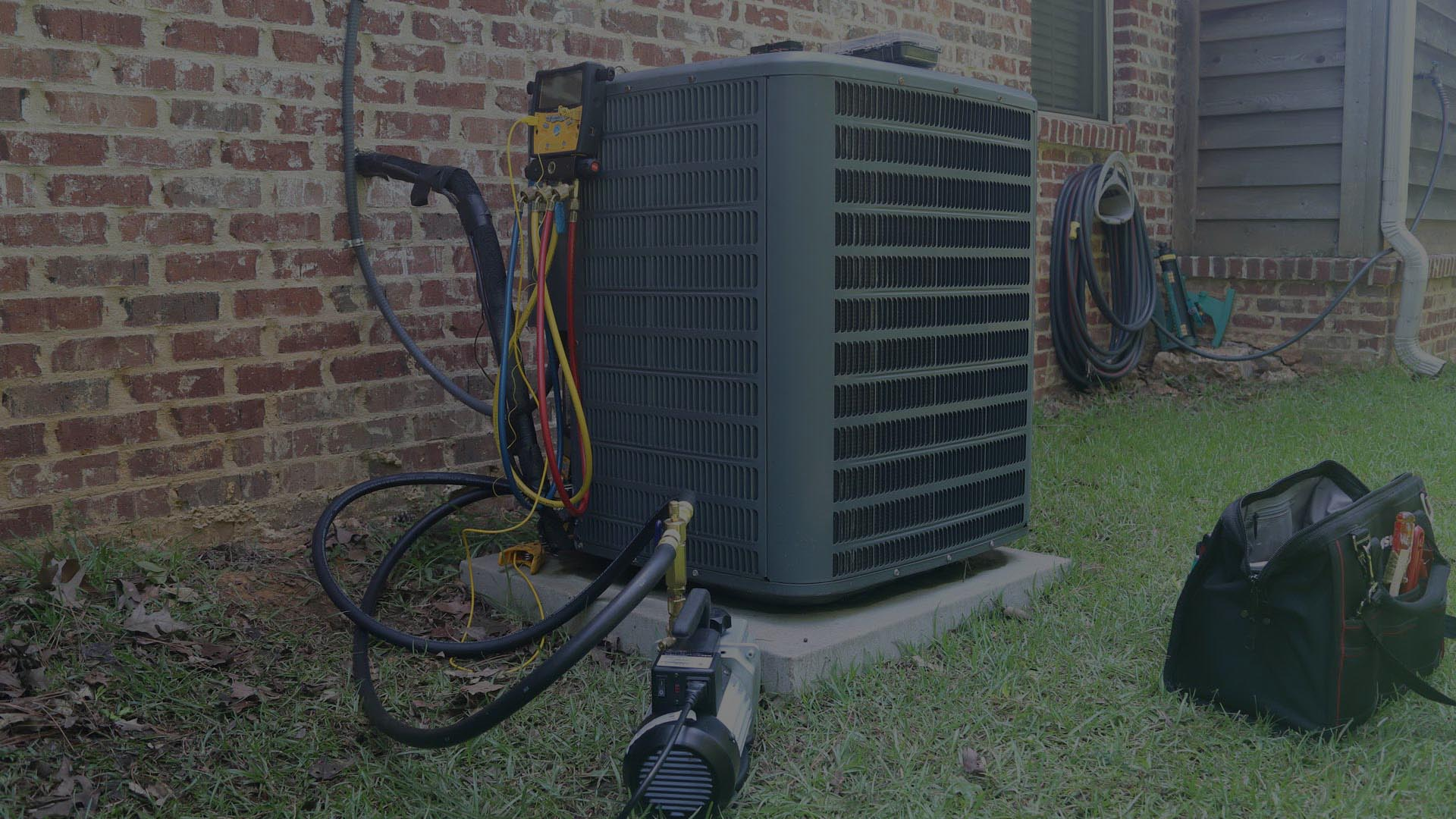 Express Air Cooling And Heating, LLC HVAC Services